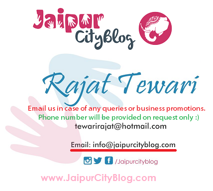 Contact JaipurCityBlog