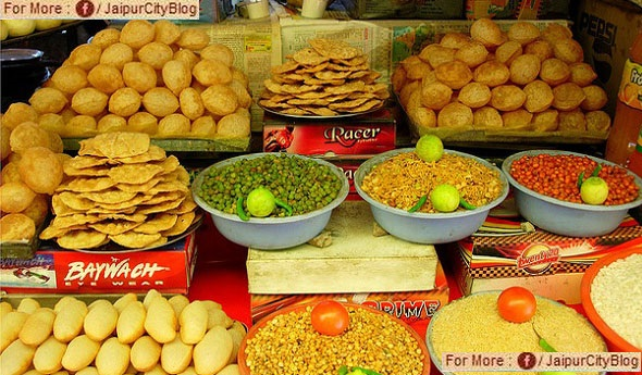 Jaipur Street Food Places