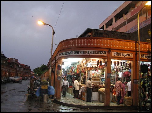 bapu bazar jaipur, Jaipur Street Food Places