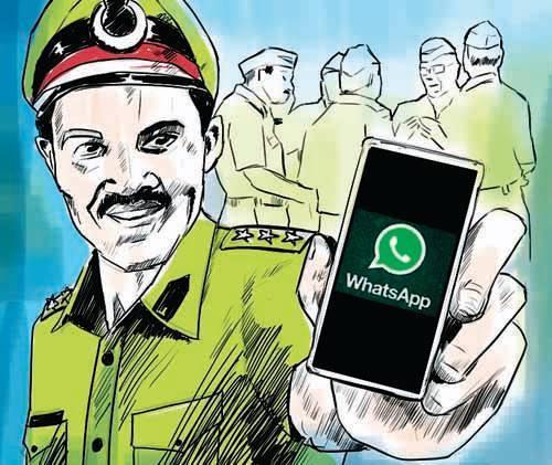 Jaipur Police Whatsapp