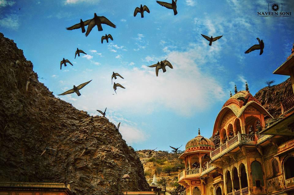 Galta Temple Jaipur