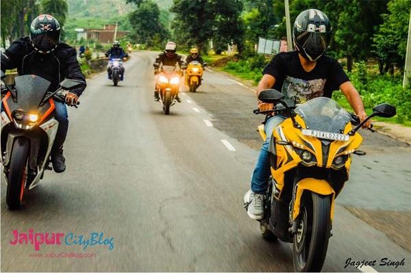 Superbikes in Jaipur