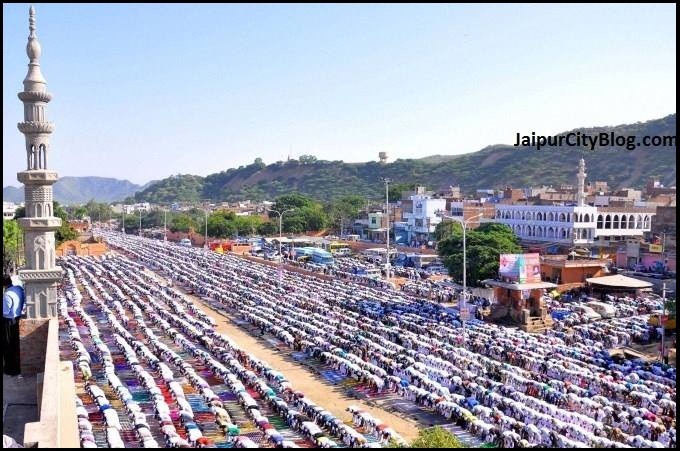 Jaipur Eid