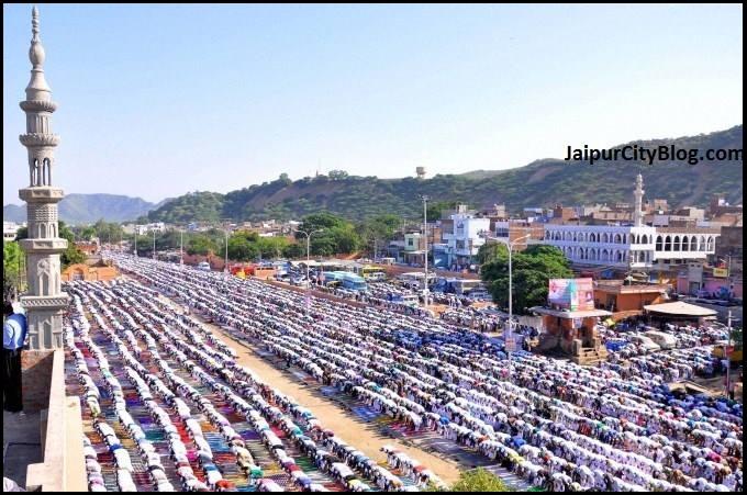 Jaipur Eid, festivals in jaipur