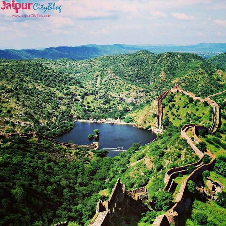 Hidden Lake in Jaipur - Sagar