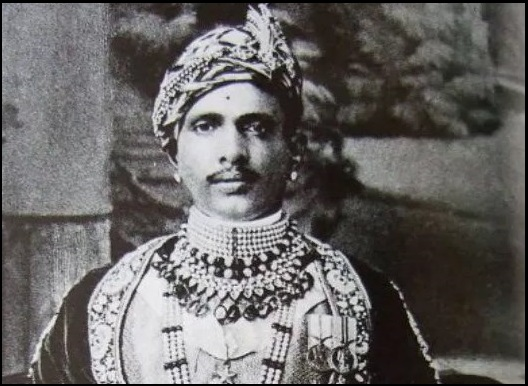 King Of Alwar Maharaja Jai Singh