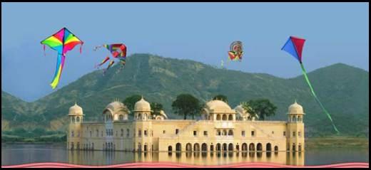 Kite Festival Jaipur, festivals in jaipur