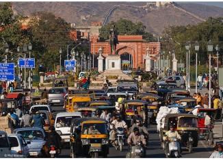 Roads Of Jaipur