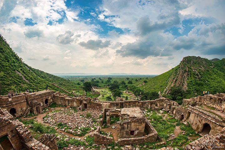 Fort of Bhangarh