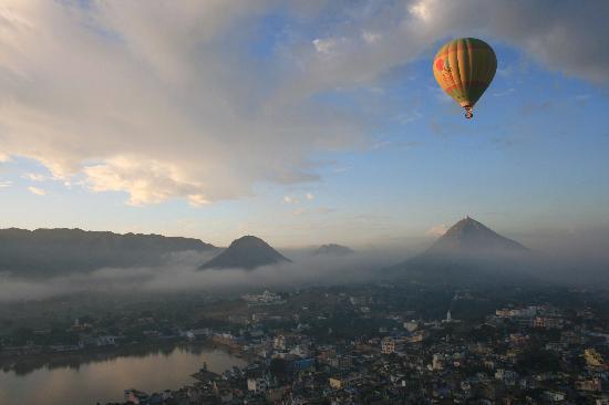 Adventure Activities In Jaipur, hot air balloon ride in jaipur
