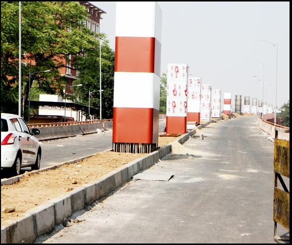 Durgapura Elevated Road