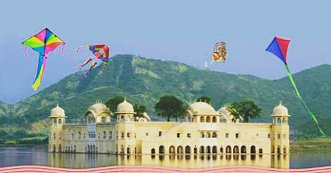 jaipur kite fly