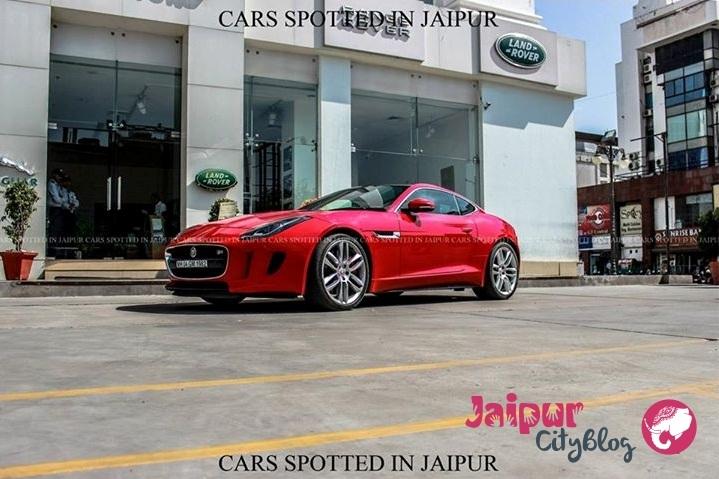 Jaguar FType Coupe V8