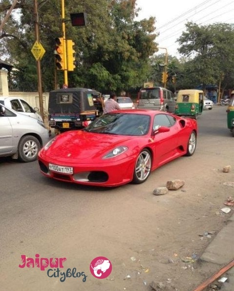 Jaipur Super Cars