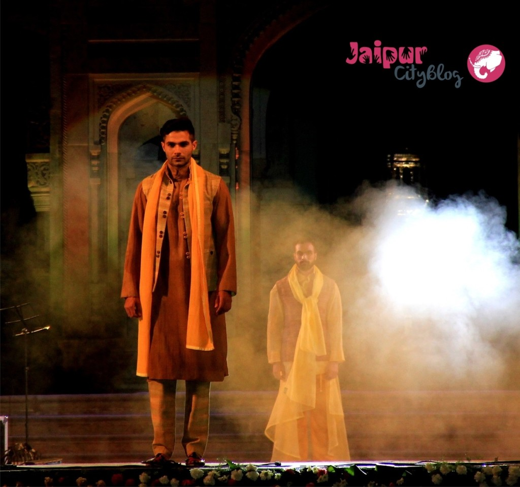 Fashion Show at Albert Hall Jaipur