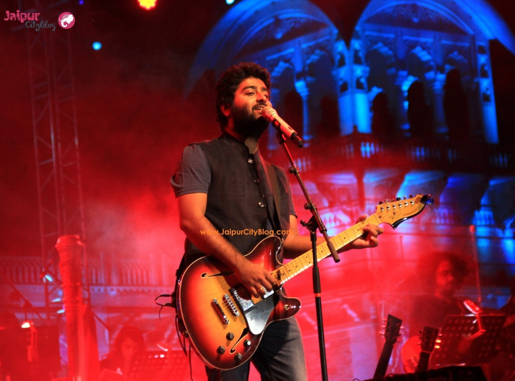 Arijit Singh at Albert Hall