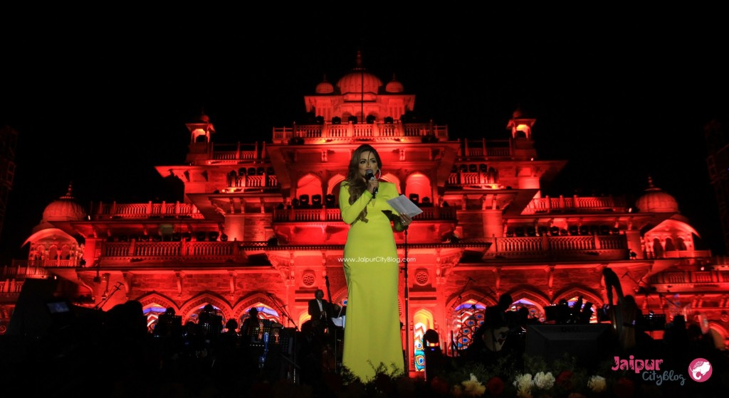 Arijit Singh performance on Rajasthan Day