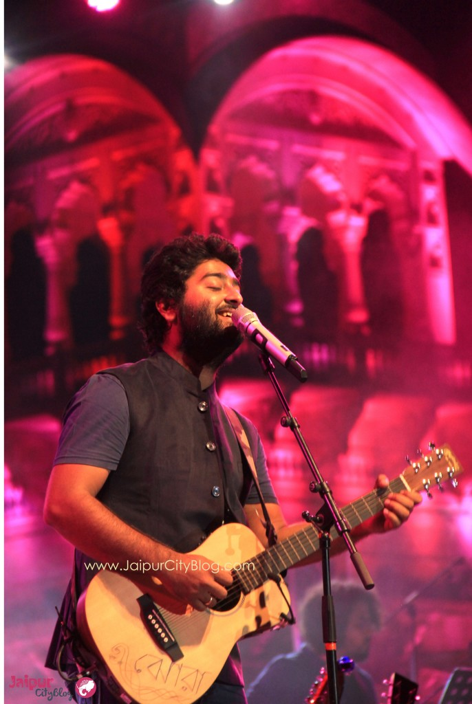 Arijit Singh Rajasthan Day Celebration