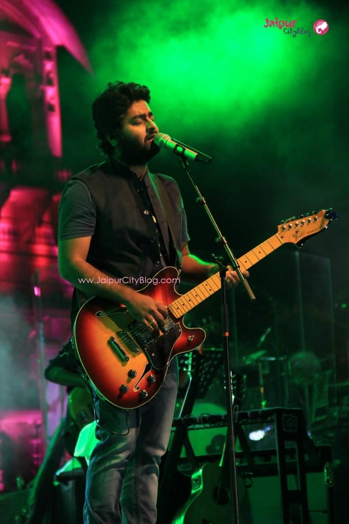 Arijit Singh Jaipur Video
