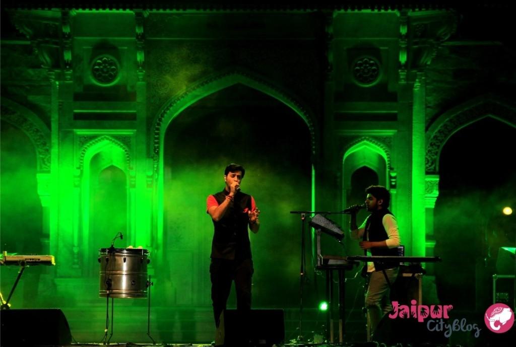 Salim in Jaipur