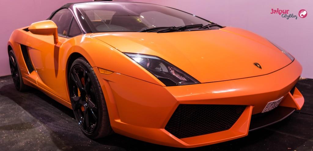 Lamborghini Rajasthan