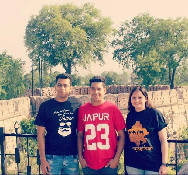Jaipur tshirts