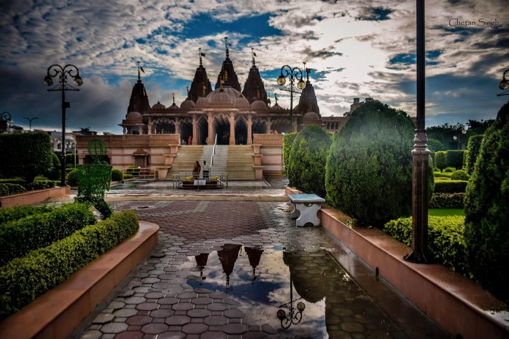 Akshar Dham Temple Jaipur