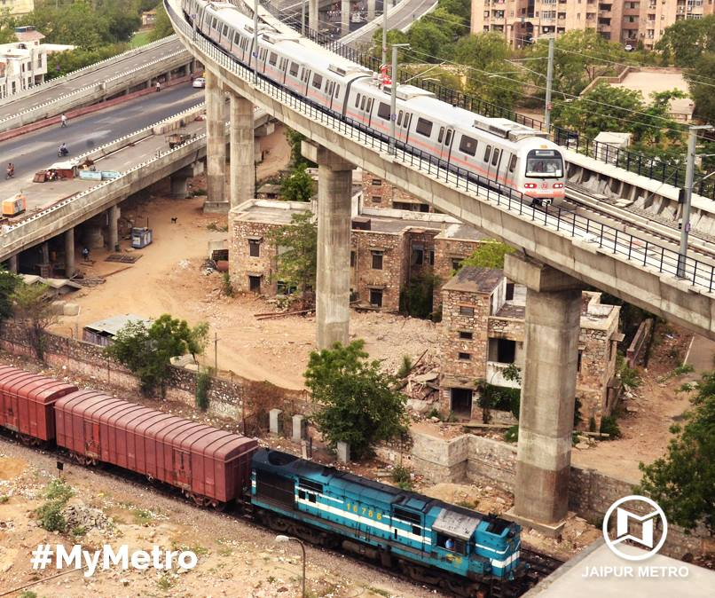 Jaipur Metro