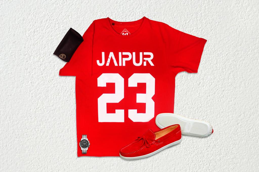Jaipur tshirt