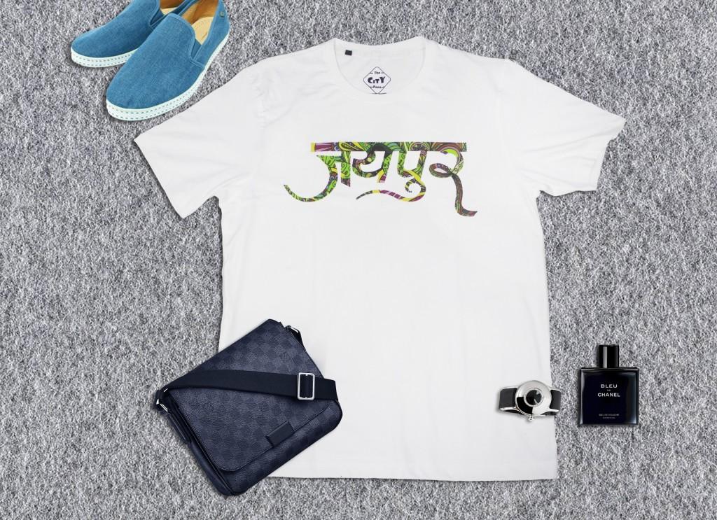 tshirt printing in Jaipur