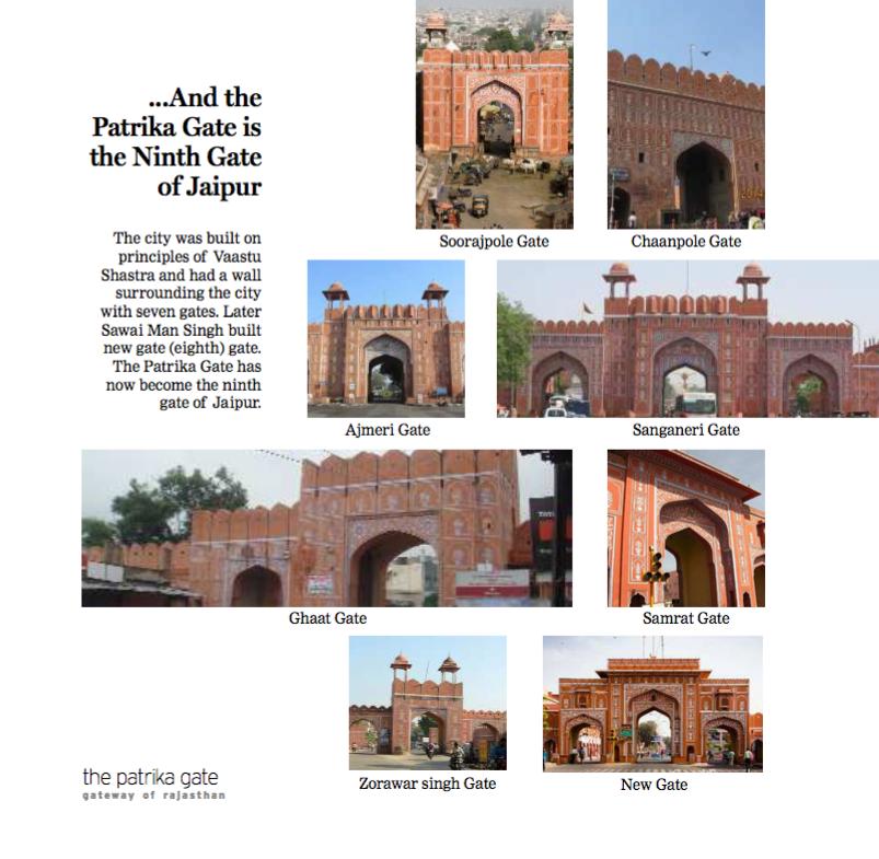 Patrika Gate