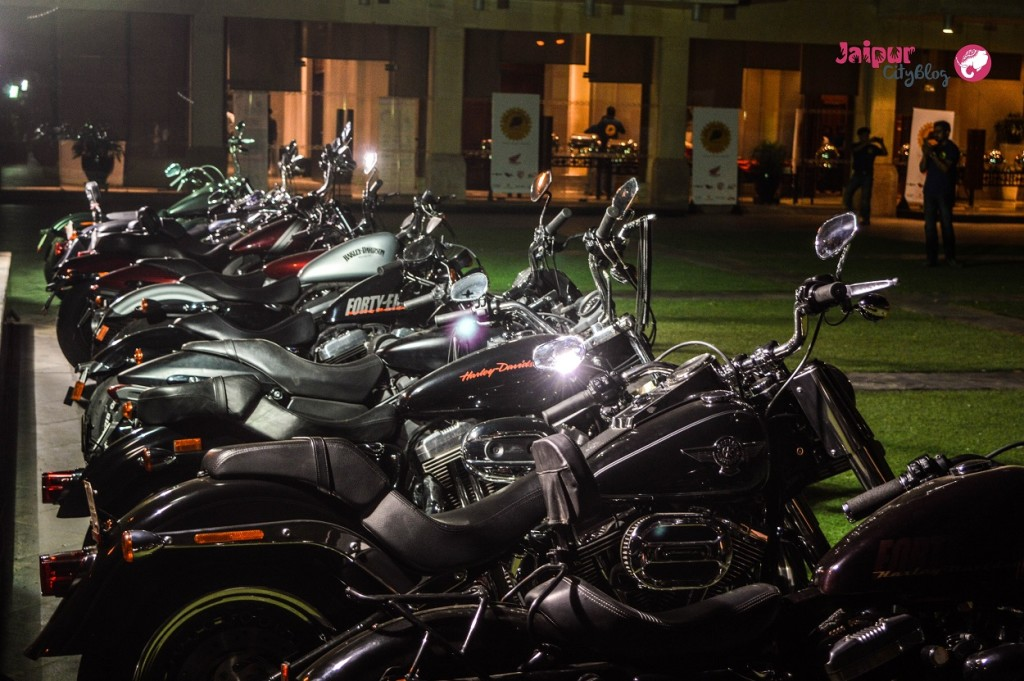 Harley owner's group