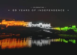 Independence Day Celebration in Jaipur