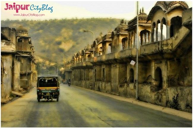 Jaipur Delhi highway