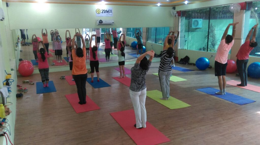 Shefali's Dance and Fitness Studio