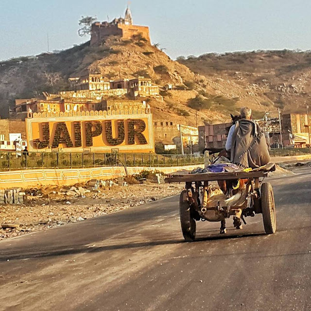 Welcome to Jaipur