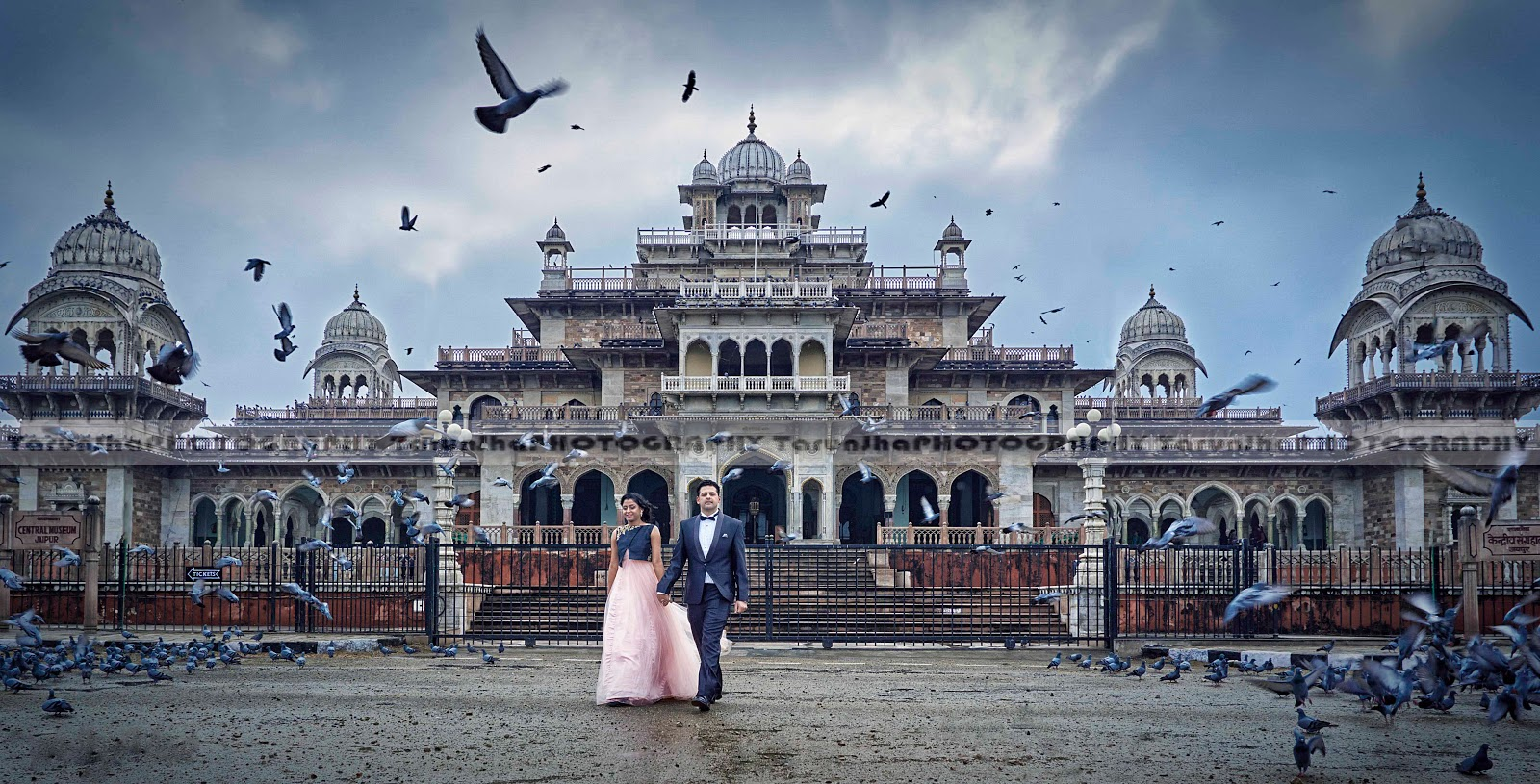 wedding shoots in Jaipur