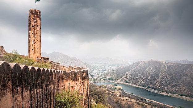 jaigarh fort history