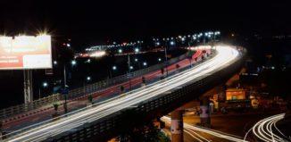 Elevated Road in Jaipur