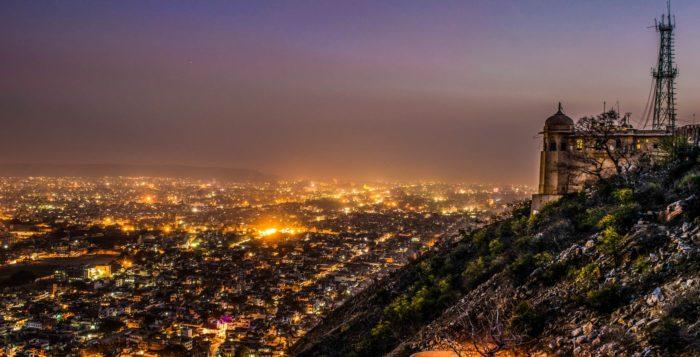 Jaipur Night Life
