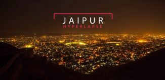 Jaipur Hyperlapse