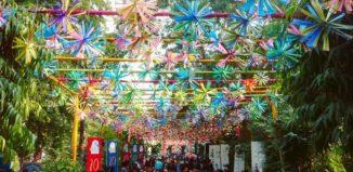 Entry of Jaipur Literature festival