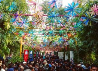 Entry of Jaipur Literature festival