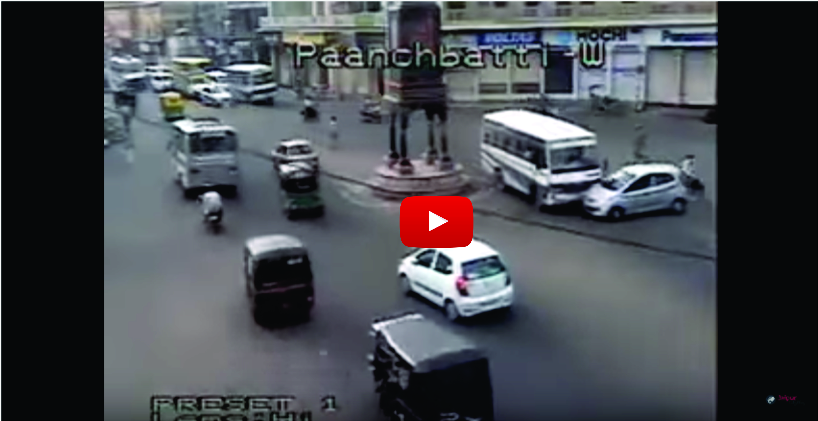 Road Accidents in Jaipur