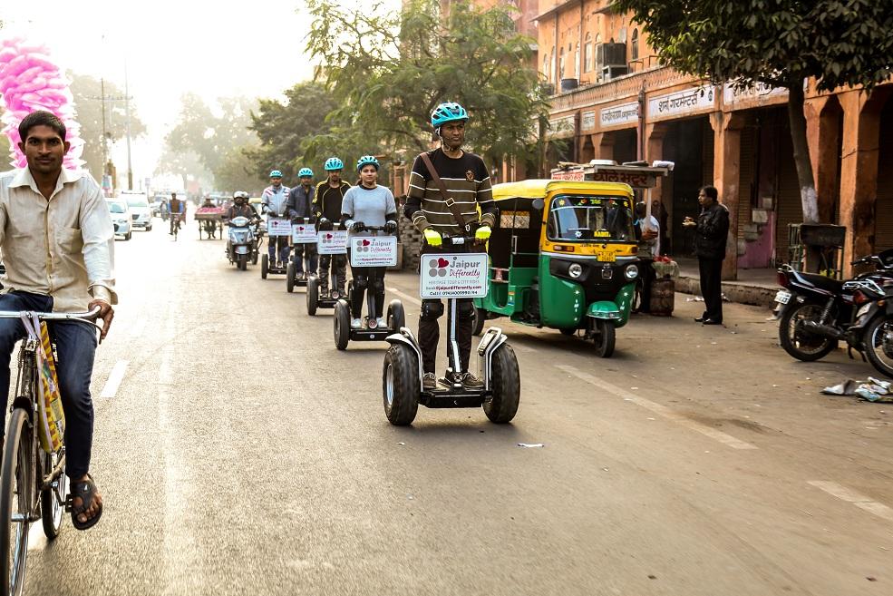 Jaipur Segway tour