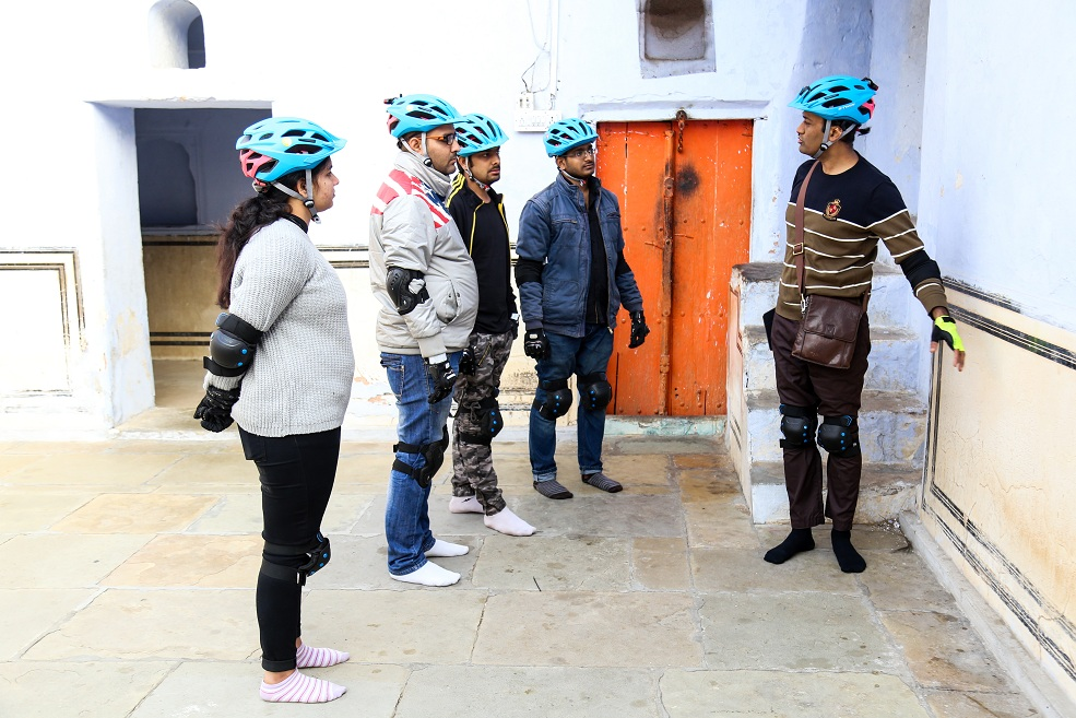 segways in Jaipur
