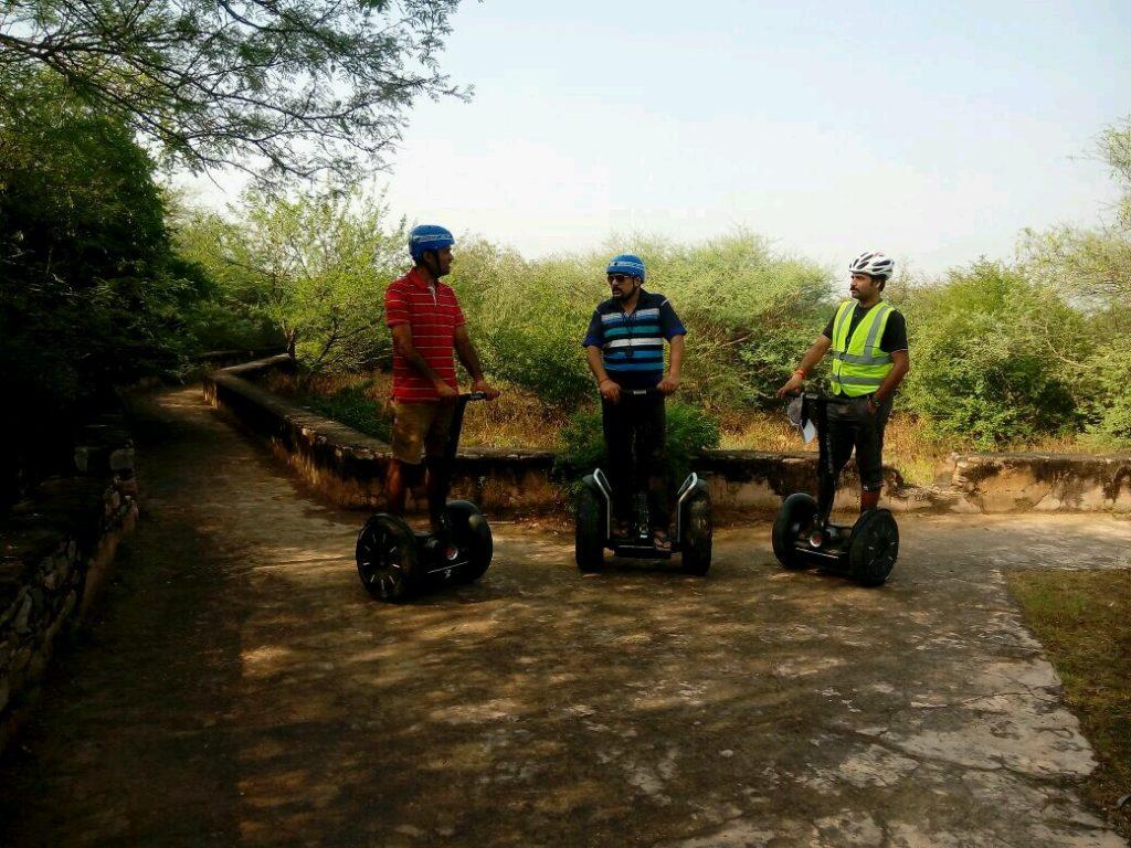 Adventure activities in Jaipur