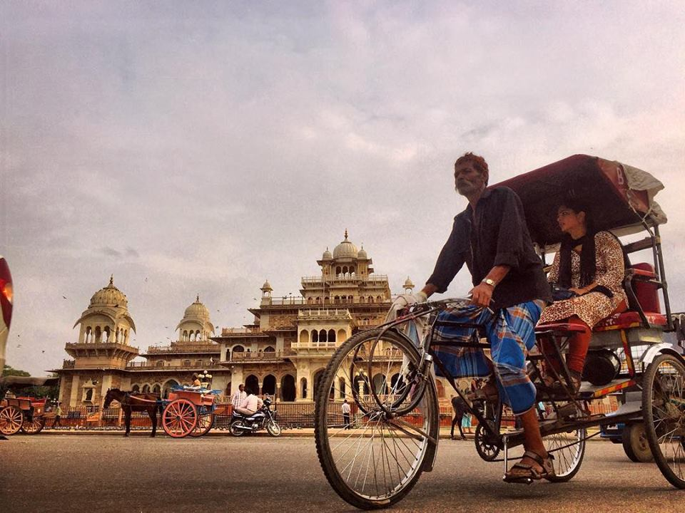 Public Transportation in Jaipur