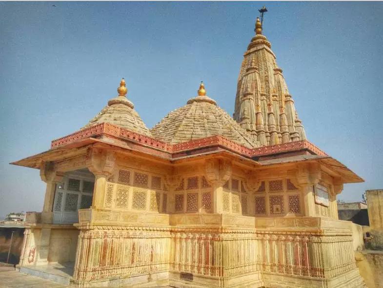 Kalki Temple jaipur