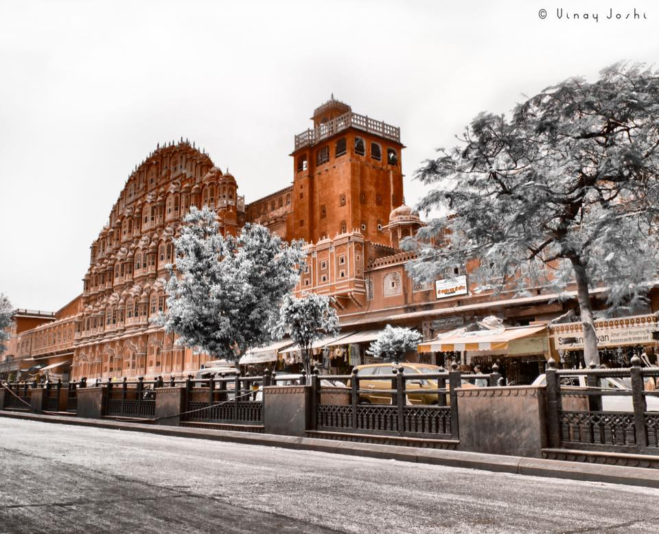 Palaces of Jaipur
